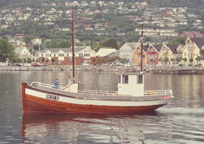 Referanse andre båter